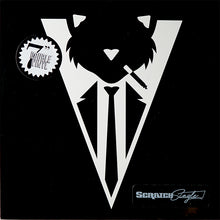 "Load image into Gallery viewer, Blackcat Sylvester ""Chatterbox"" 7″ Double Vinyl Black & White"