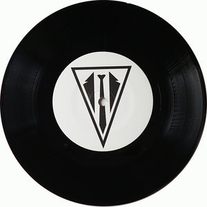 "Blackcat Sylvester ""Chatterbox"" - 7IN (Double Vinyl Black & White)"