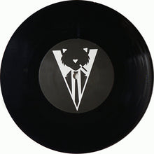 "Load image into Gallery viewer, Blackcat Sylvester ""Chatterbox"" - 7IN (Double Vinyl Black & White)"