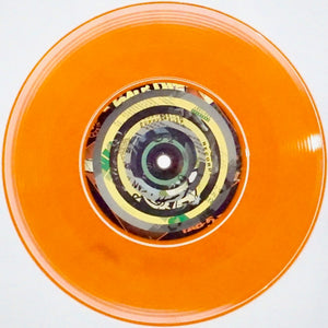 "CUT & PASTE - CADENCE WITH RYTHM & FLOW - 7""(ORANGE VINYL)"