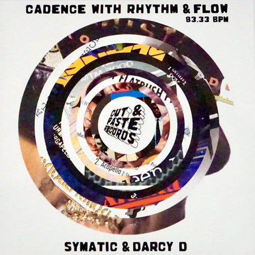 CUT & PASTE - CADENCE WITH RYTHM & FLOW - 7