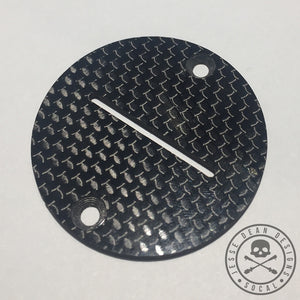 JDD CARBON FIBER FADER PLATE FOR X2RS