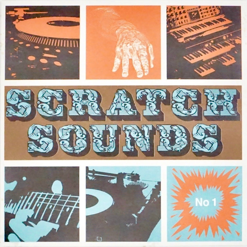 DJ WOODY SCRATCH SOUNDS NO. 1 -  7