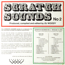 Load image into Gallery viewer, DJ WOODY SCRATCH SOUNDS VOL.2