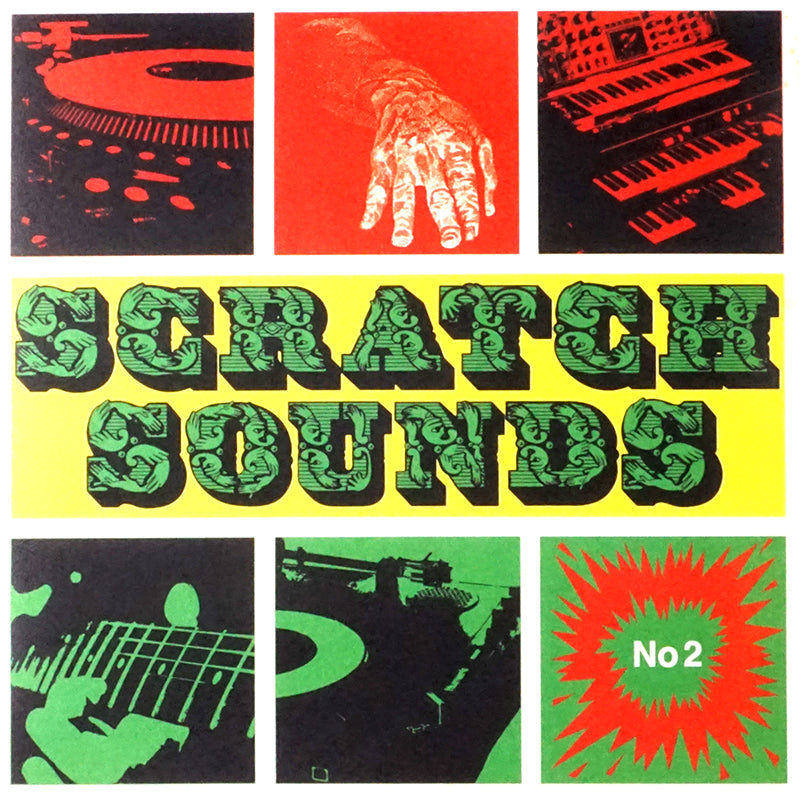 DJ WOODY SCRATCH SOUNDS VOL.2