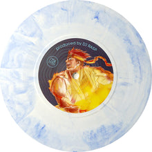 Load image into Gallery viewer, HADOUKEN BREAKS - DJ RASP - DNA - 7IN (BLUE/WHITE MARBLE)