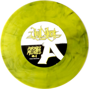 "JayDeLarge Portable Melodies Vol. 2 7"" Yellow Vinyl Limited Edition"
