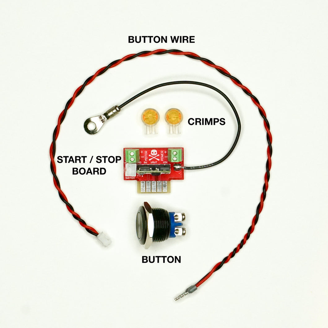 JDDDSSB DIGITAL START/STOP BUTTON KIT