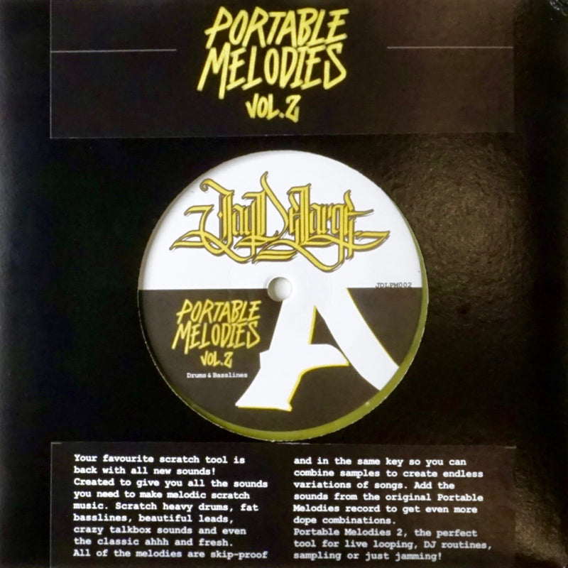JayDeLarge Portable Melodies Vol. 2 7