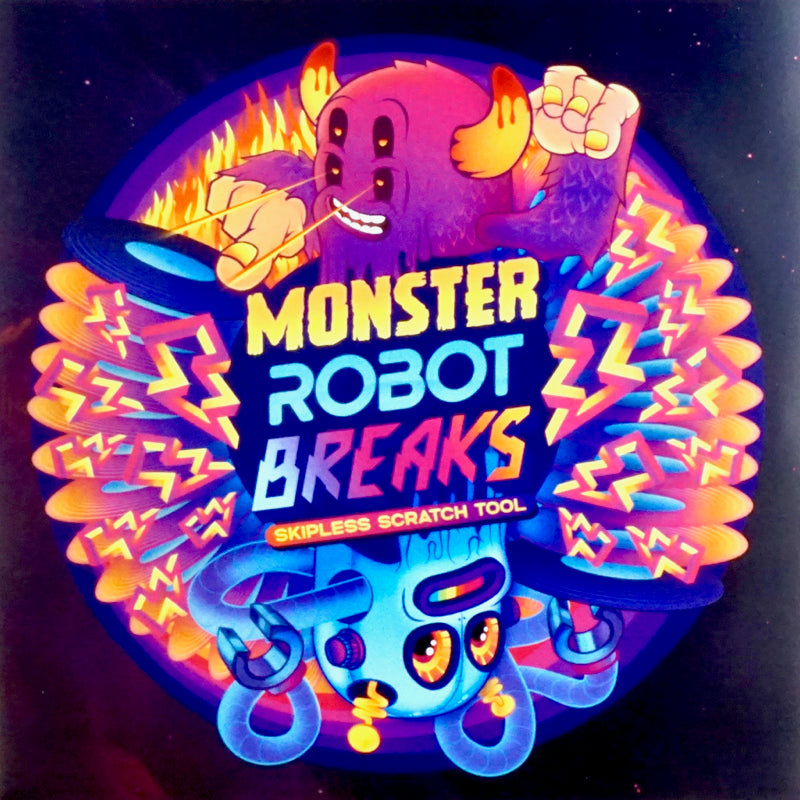 Monster Robot Breaks - DJ BACON