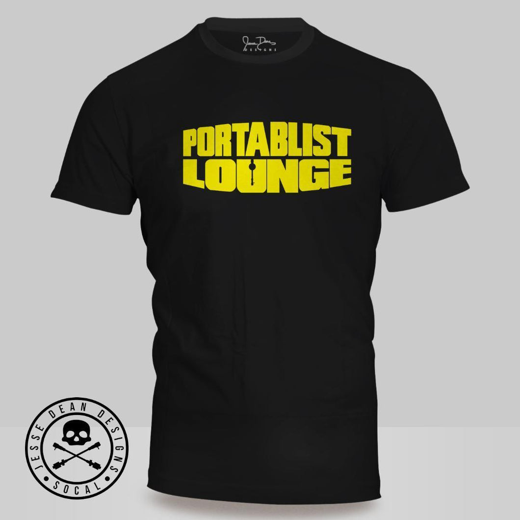 PORTABLIST LOUNGE T-SHIRT