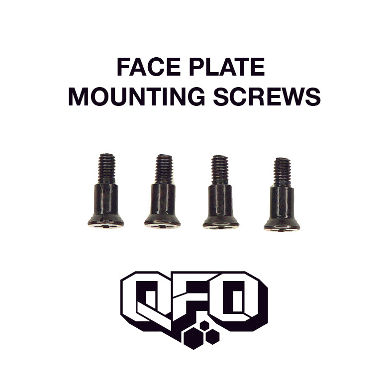 VESTAX QFO FACE PLATE MOUNTING SCREWS