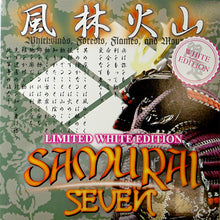 "Load image into Gallery viewer, DJ $HIN - SAMURAI SEVEN - 7"" (WHITE Vinyl)"