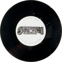 "Load image into Gallery viewer, Moschops - Skratch Fossils 7"" Black Vinyl - CNP017"