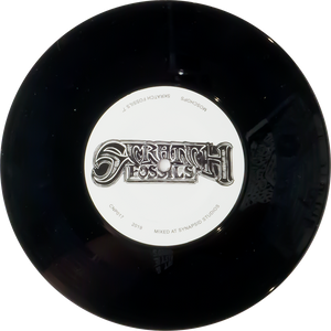 Moschops - Skratch Fossils - 7IN Black Vinyl - CNP017