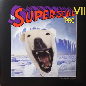 SUPERSEAL VII PRO - POLAR BEAR PORTABLIST - 7IN (ICY BLUE)