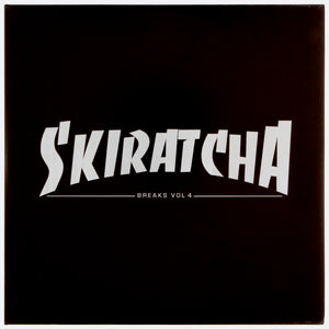 DJ A1 - SKIRATCHA BREAKS VOL.4 - 7IN VINYL