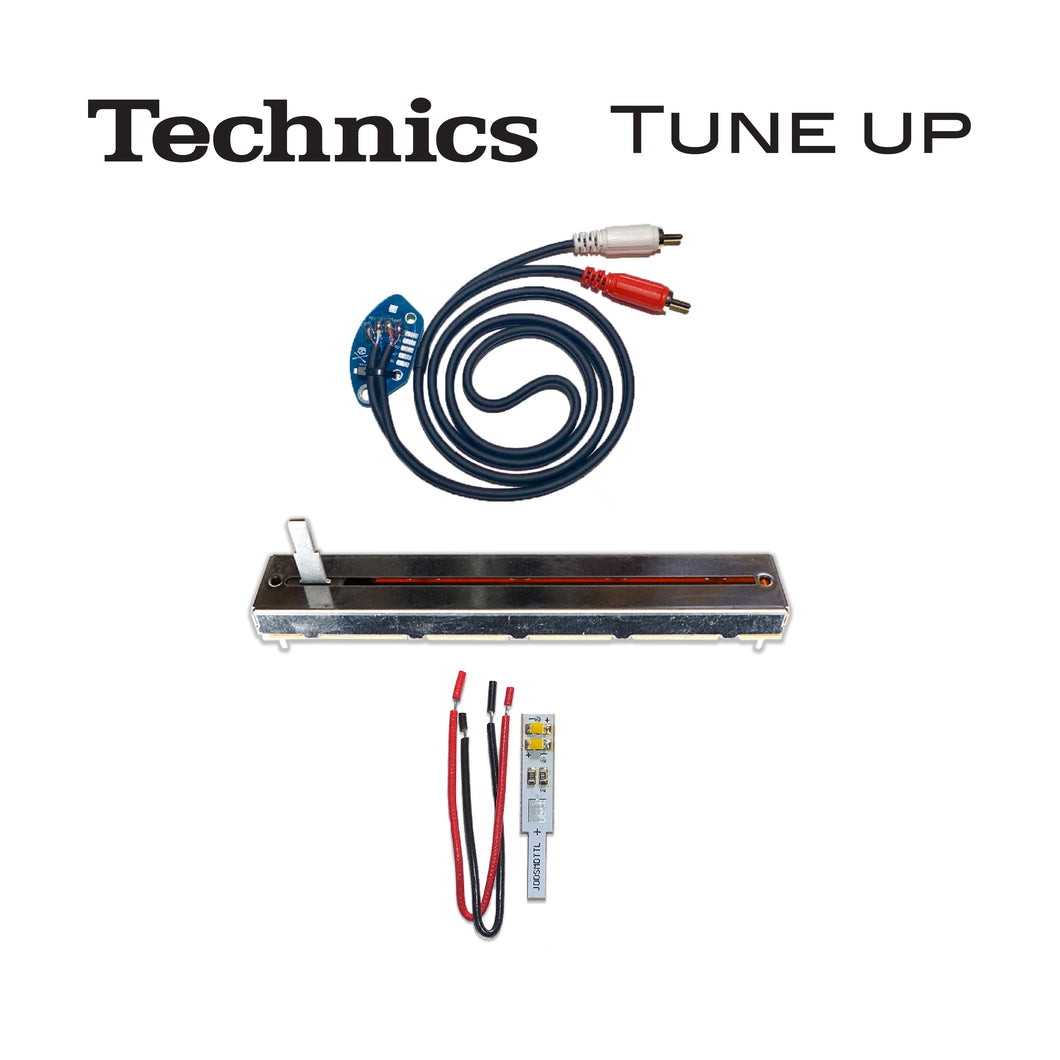 TECHNICS SL1200MK2 TUNE UP KIT