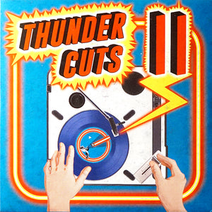 Thunder Cuts 2 - Aeon Seven - 7IN (BLUE VIYL)