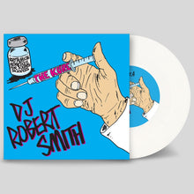 Load image into Gallery viewer, THE KURE - DJ ROBERT SMITH - 7IN (WHITE VINYL)