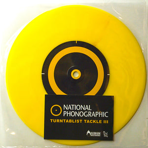 NATIONAL PHONOGRAPHIC - Turntablist Tackle VOL3