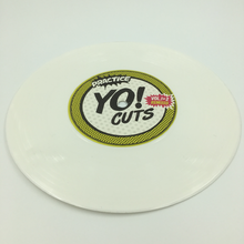 "Load image into Gallery viewer, TTW003 - PRACTICE YO! CUTS - 7"" (White Vinyl)"