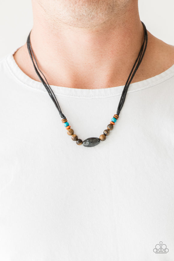 Timberland Trail - Urban - Short Necklace