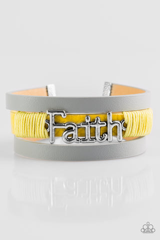 An Act of Faith - Clasp Bracelet