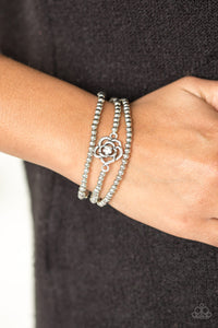 Perennial Princess  - Stretch Bracelet
