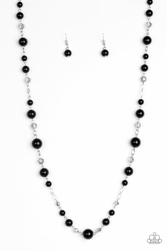 Make Your Own LUXE - Black - Long Necklace