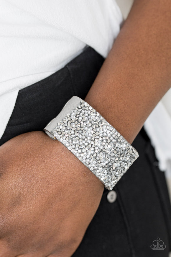 More Bang For Your Buck - Silver - Bracelet