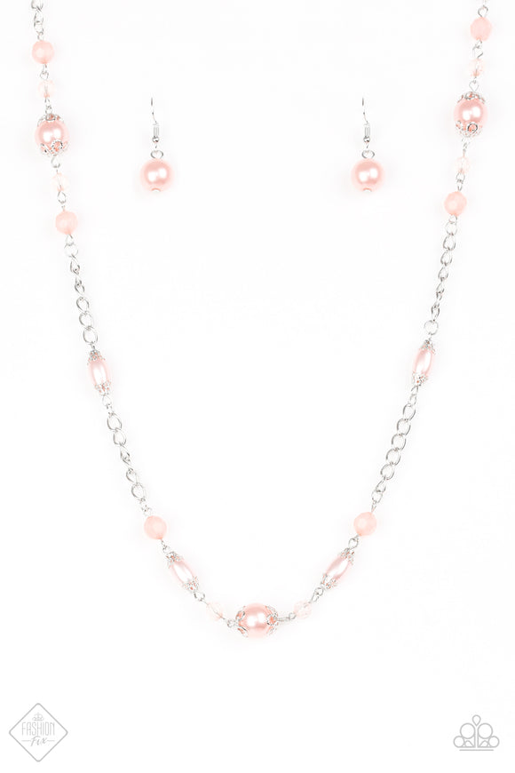 Magnificently Milan - Long Necklace