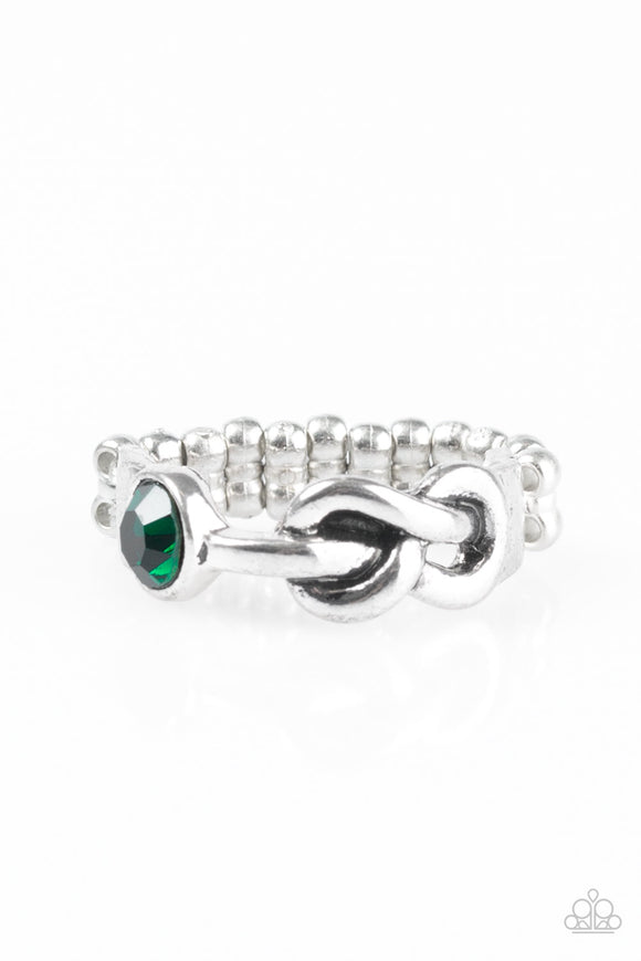 Infinite POSH-ibilities - Green - Ring