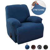 MarCielo 1-Piece Stretch Recliner Slipcover, Recliner Cover