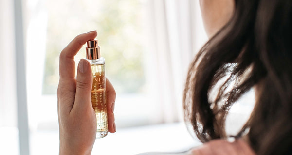 Love Perfume? Go Natural