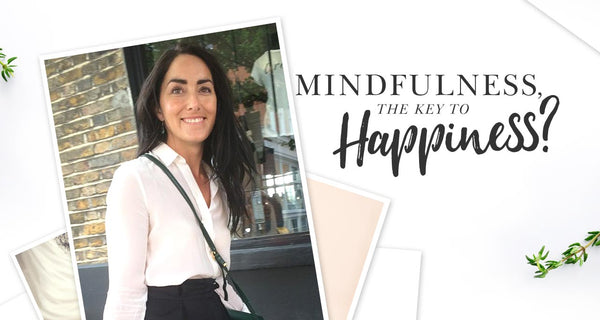 IS MINDFULNESS THE KEY TO HAPPINESS?