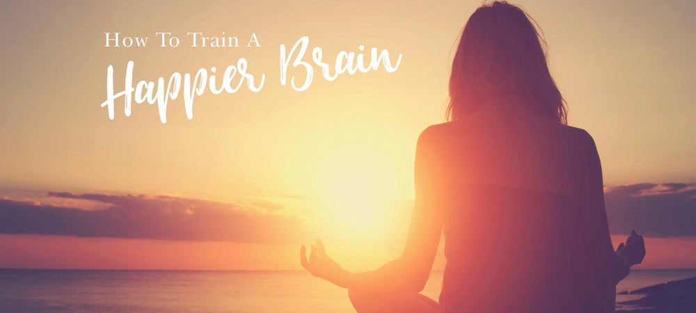 HOW TO TRAIN A HAPPIER BRAIN