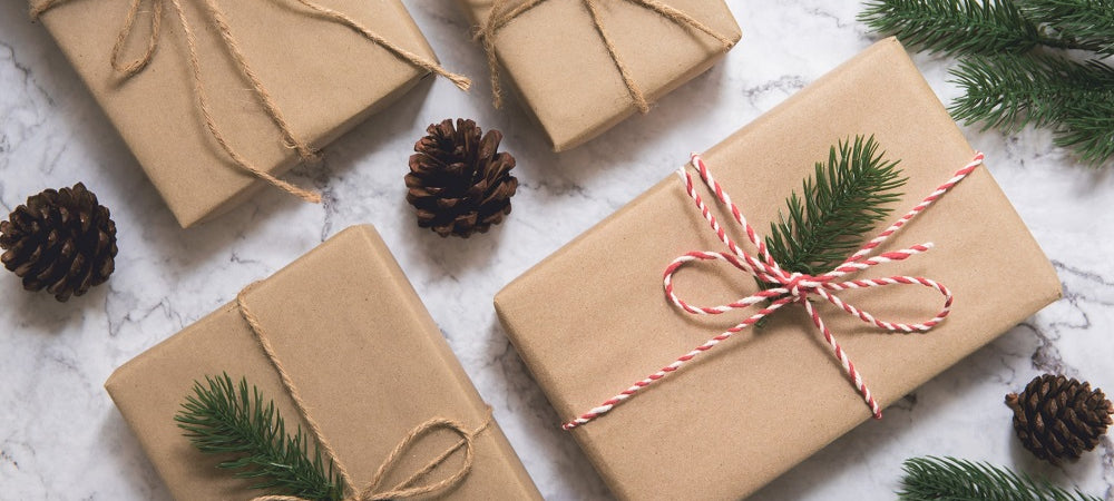 Wrap hacks. 5 easy ways to up your gift wrap game