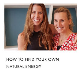 How to find your own natural energy