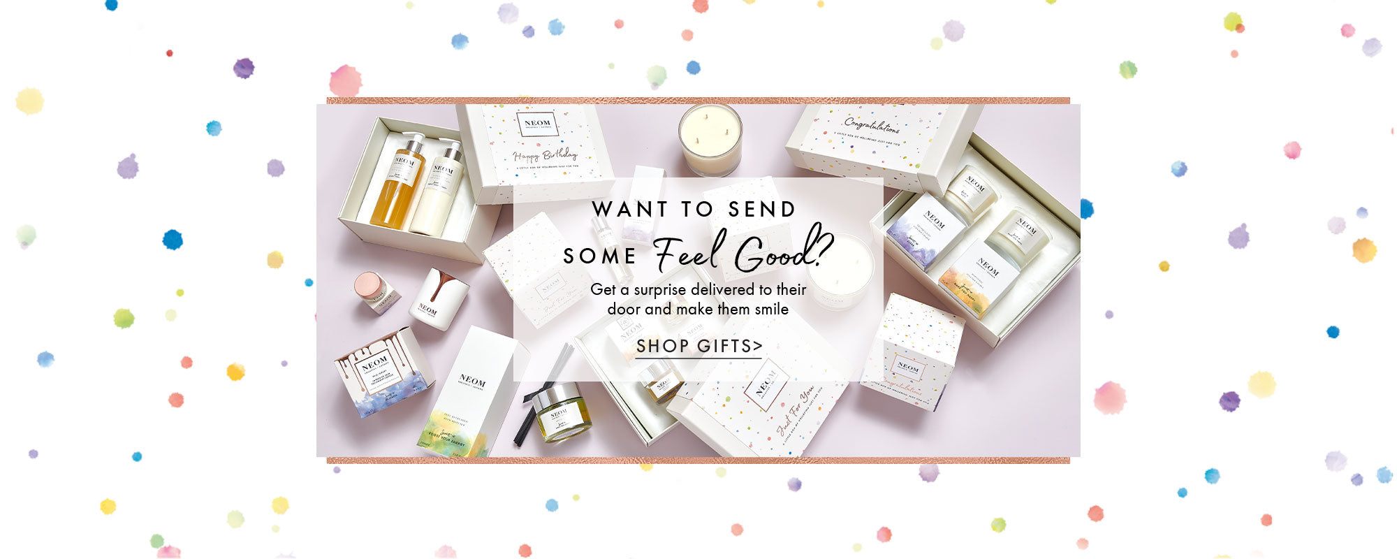 Feel Good Wellbeing Gifts