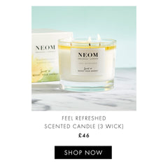 Feel Refreshed 3 wick candle