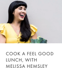 cook a feel good lunch with melissa hemsley