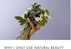 only use natural
