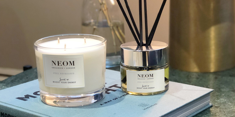 feel refreshed home fragrance