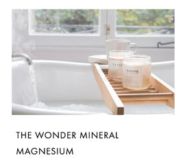 the wonder mineral magnesium
