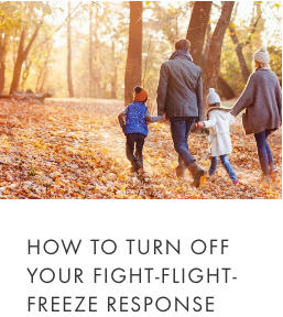 turn off flight or fight