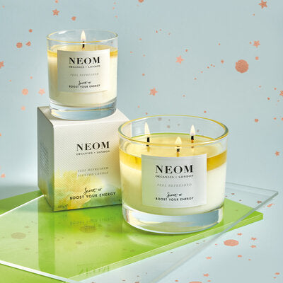feel refreshed 3 wick