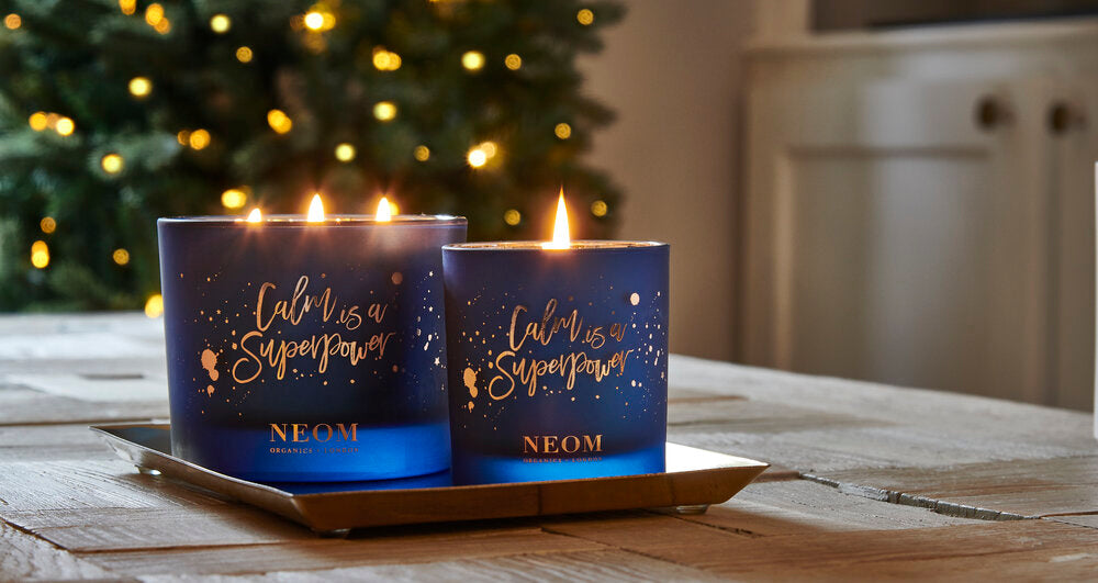 christmas wish 3 wick scented candle