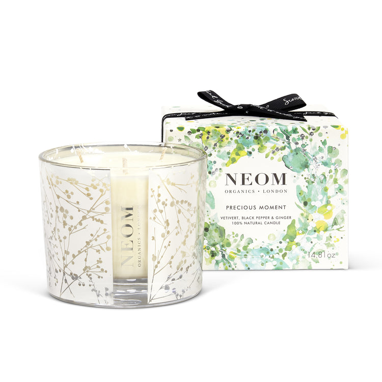 Precious Moment Scented Candle (3 Wick)