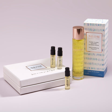Natural Wellbeing Perfume Discovery Collection 30ml